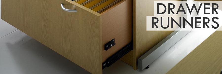 Drawer Runners And Drawer Slides For Kitchen And Office
